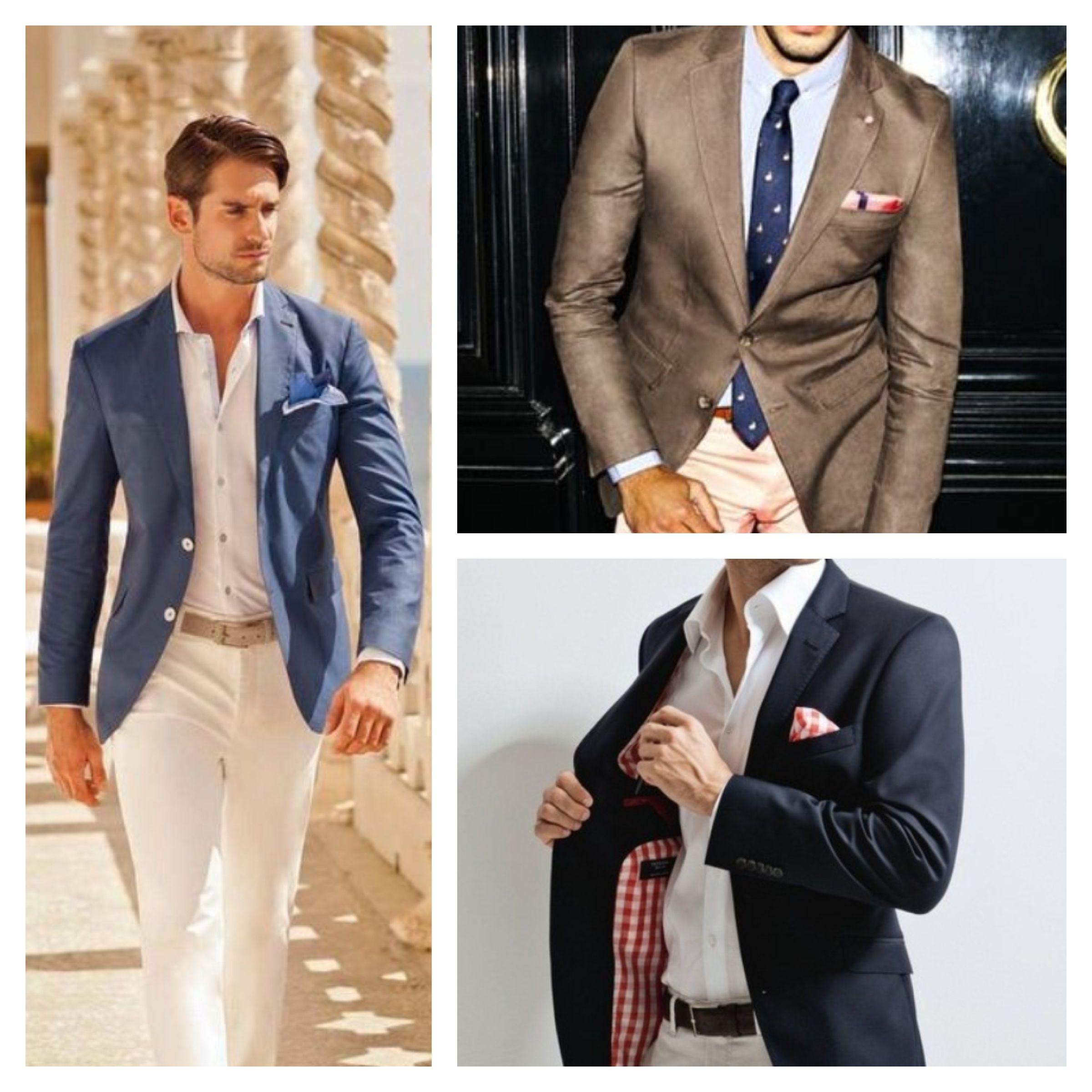 Outfit Elegante Sport Hombre
