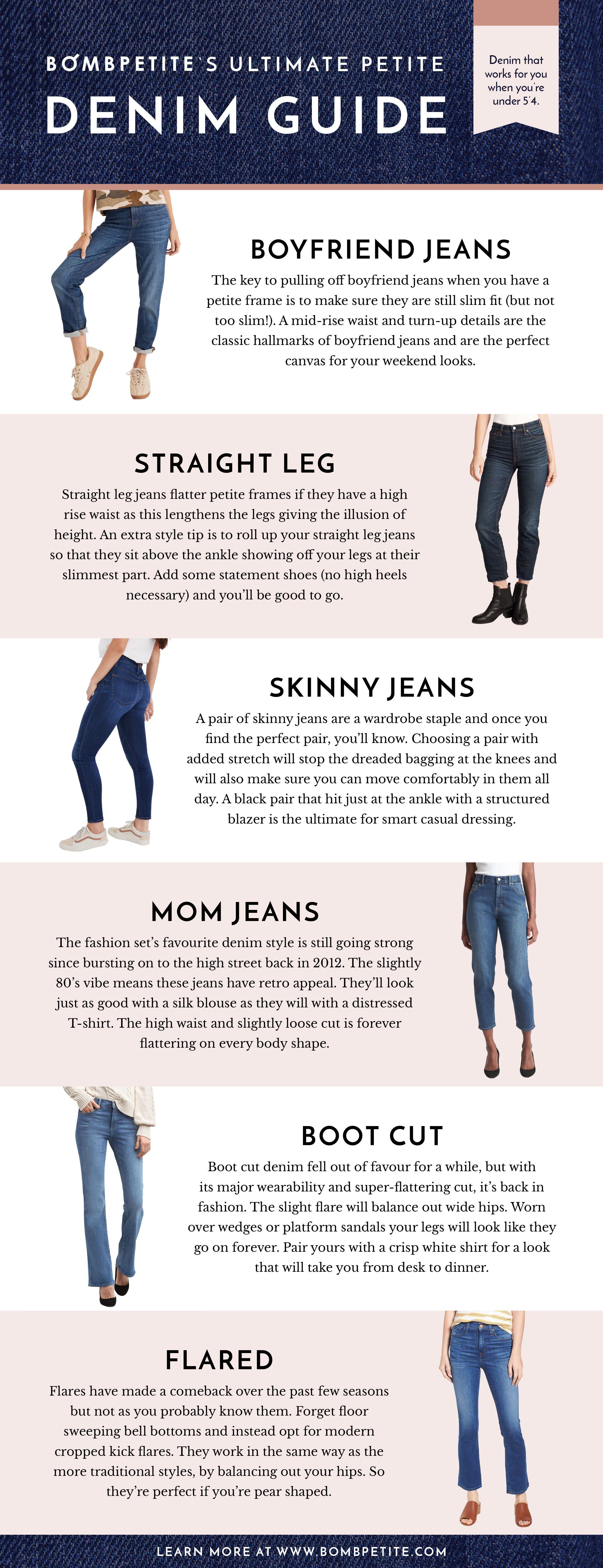 Jeans: Der ultimative Jeans Guide