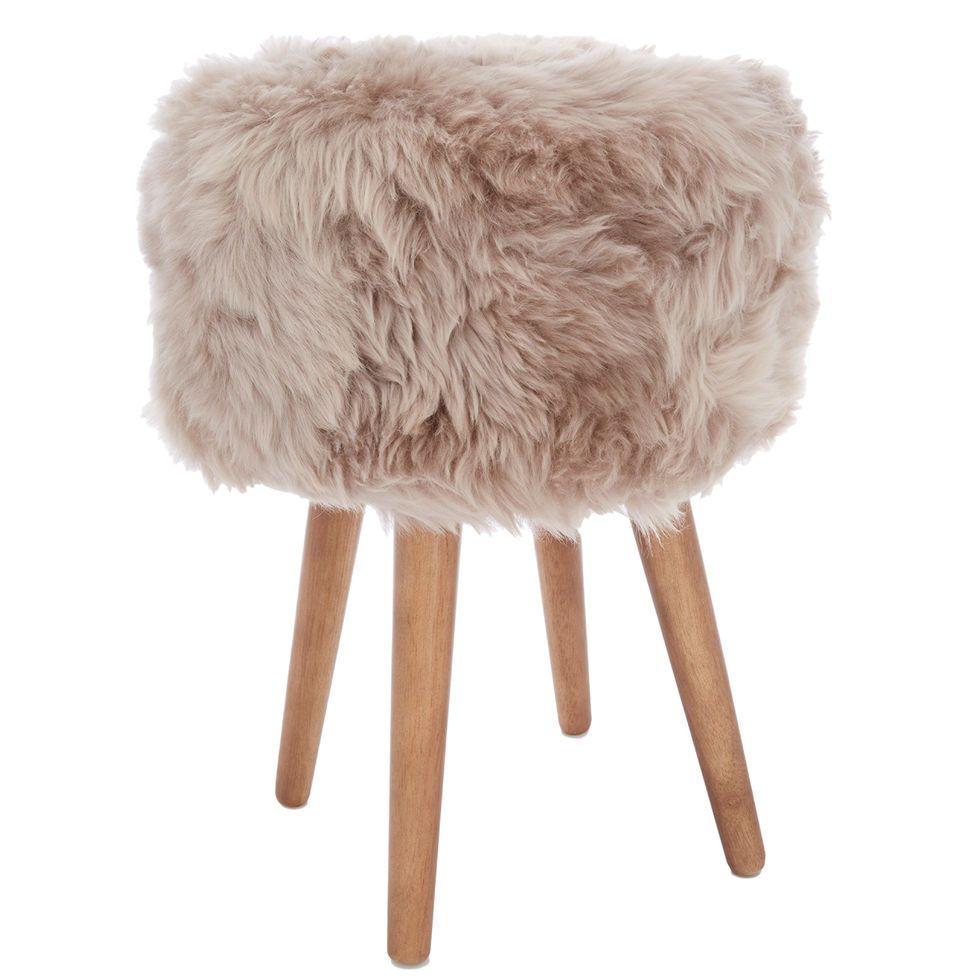 Rosy brown sheepskin footstool living room home tk maxx rosy brown sheepskin footstool living room home tk maxx reviewsmspy