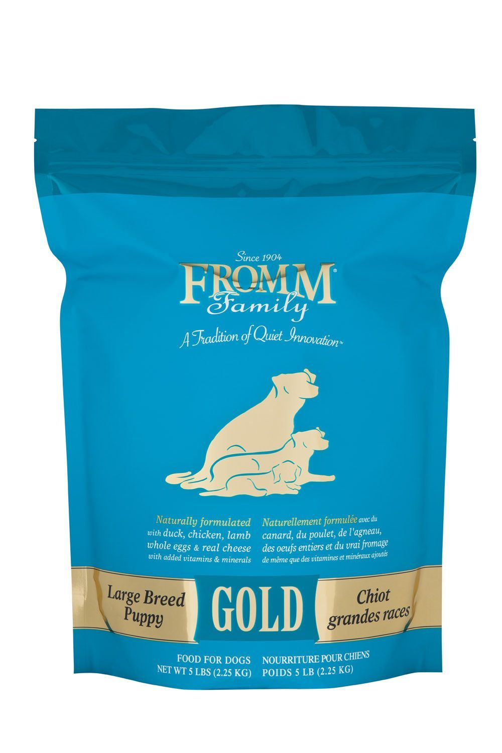 Fromm Dog Food Gold Large Breed Puppy Dog food