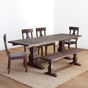 Much Cheaper Option Than Pottery Barn Table But Still A Great
