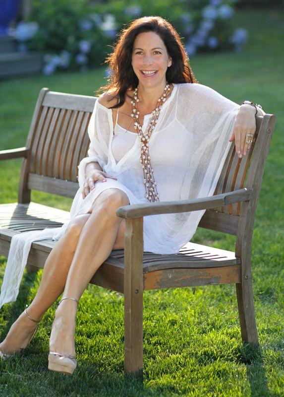 Jewelry designer Michelle Farmer owns Michelle Farmer Collaborate in Palm Beach.