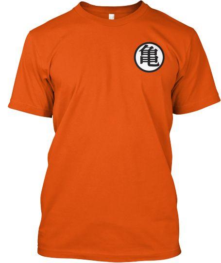 Limited Edition Goku Symbol Apparel Shirts T Shirt Custom Clothes
