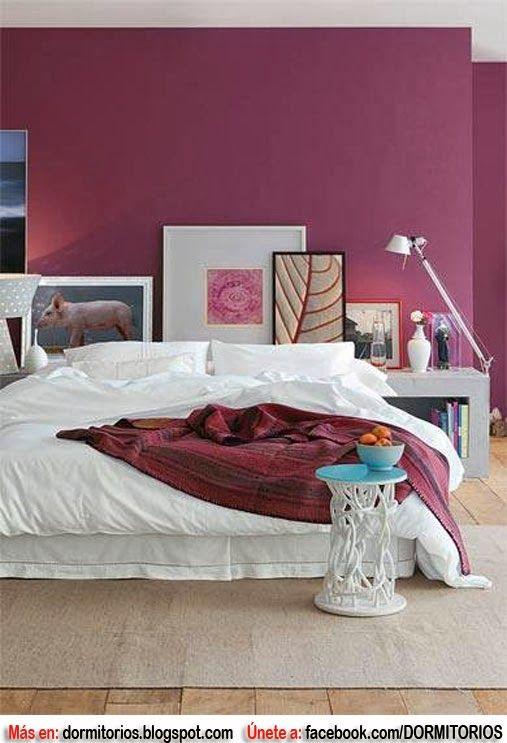 Dormitorios decoraci n de dormitorios rec maras - Decoracion de paredes de dormitorios juveniles ...