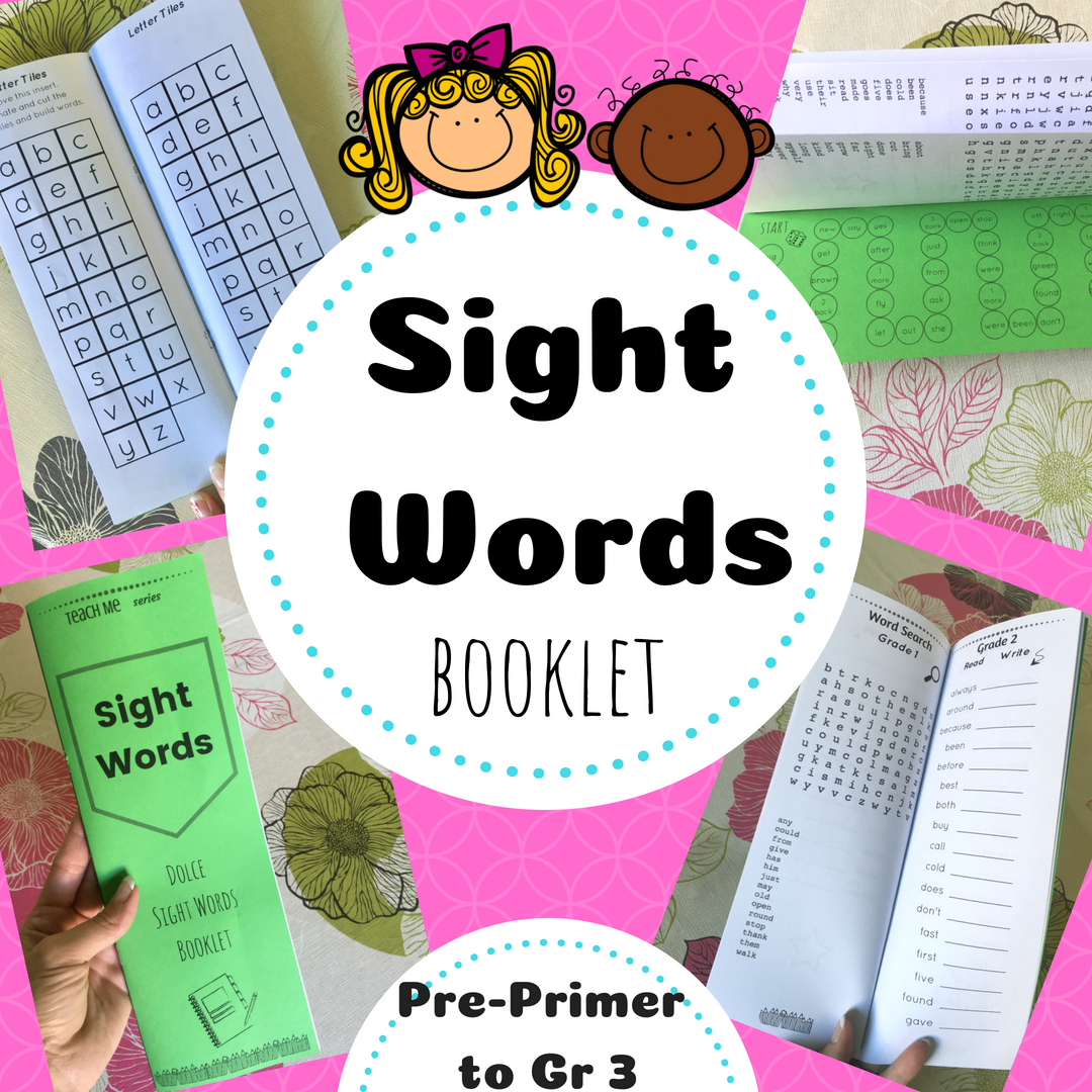 Ways To Practice Sight Words At Home