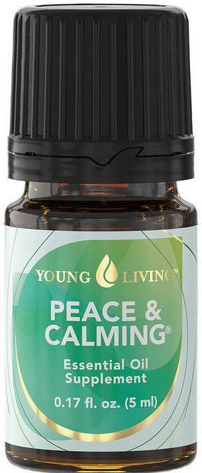 Everyday Essentials: Peace & Calming Oil