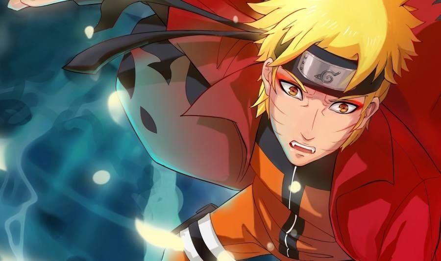 Gambar Naruto Keren 3d Di 2020 Gambar Naruto