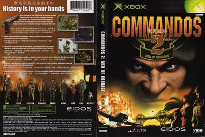 Commandos 2: Men of Courage free download pc game   icdownload