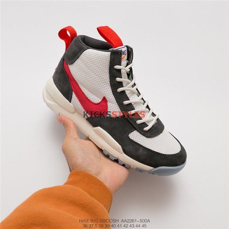 NikeCraft x Tom Sachs Mars Yard Mid Overshoe Custom  7e68baef6