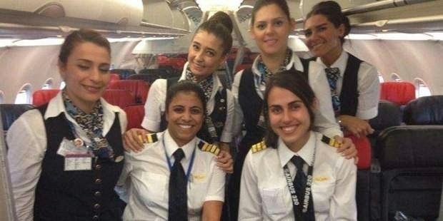 Turkish Airline Experienced A320 First Officer A320 Pilots Jobs ...