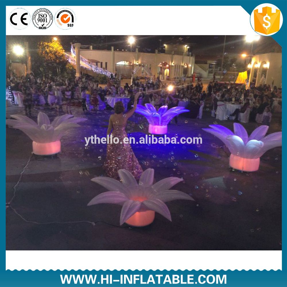 Inflatable Flower Wedding Decoration Party Event Club