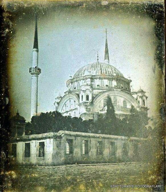 Selimiye Cami Üsküdar 1843