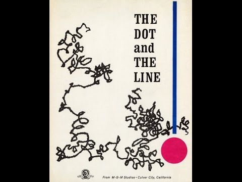 The Dot and the Line A Romance in Lower Mathematics - YouTube