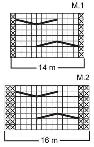 DROPS 114-31 - Conjunto DROPS : gorro e capa para ombros tricotada ...