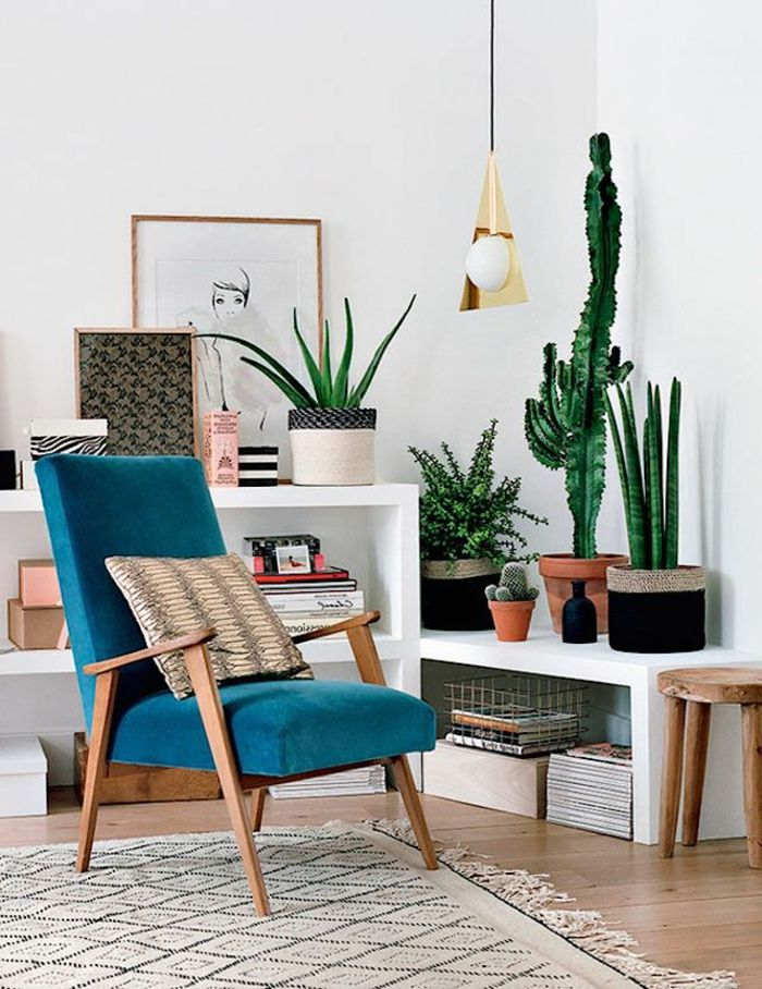 Choisir le meilleur tapis scandinave avec notre galerie salons apartment - Deco scandinave ikea ...