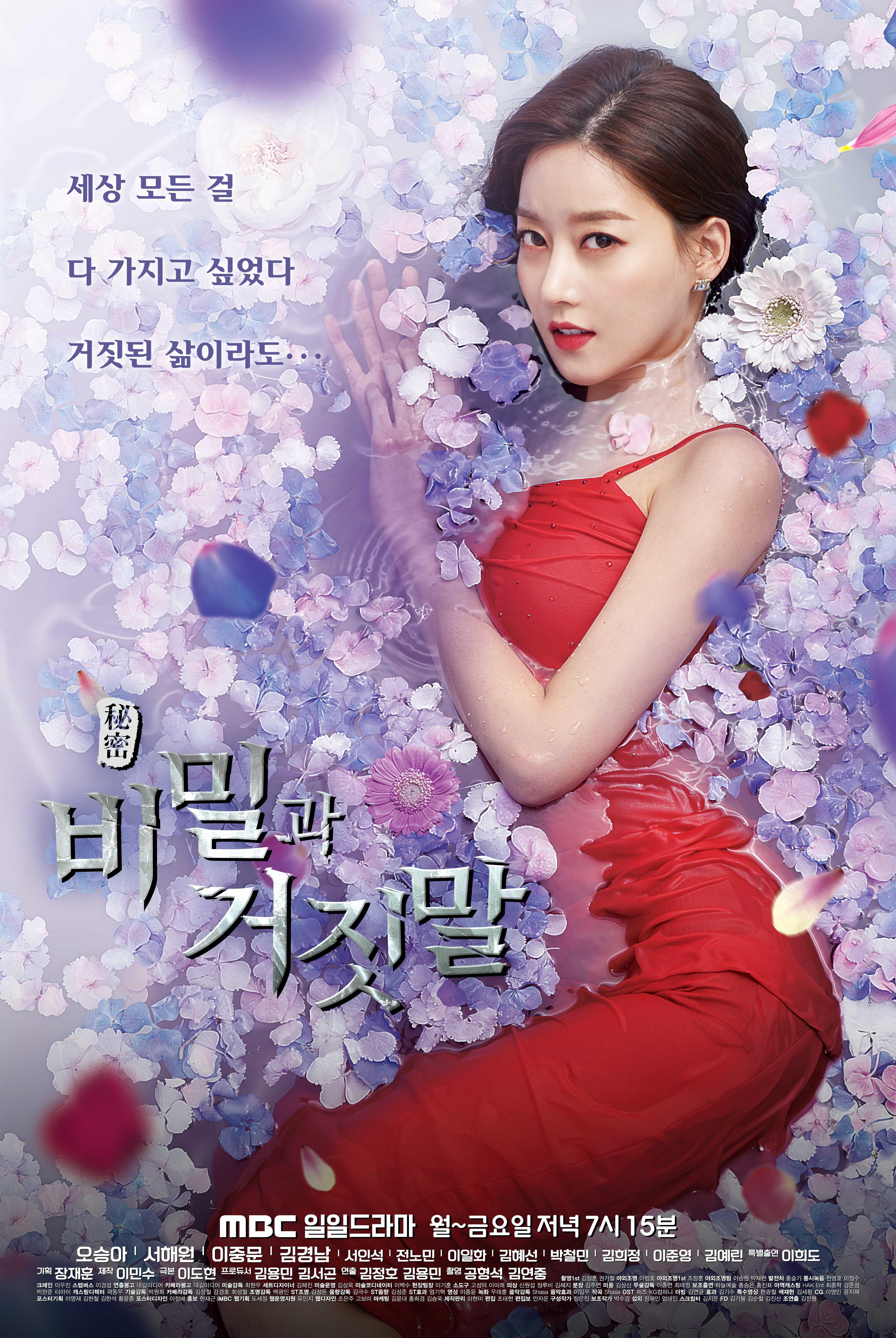 Dramas Secrets and Lies / 비밀과 거짓말 (2018) korean