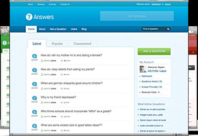 Question And Answer Template from i.pinimg.com