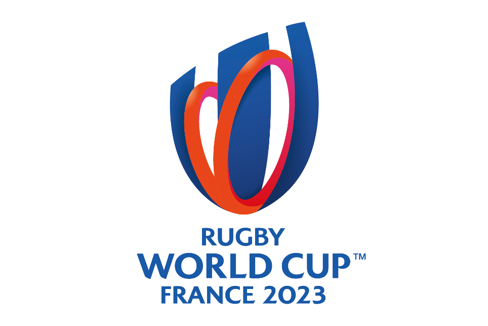 Striking New Logo And Brand Identity Launched For Rugby World Cup 2023 Rugby World Cup 2023 World Cup Logo Rugby World Cup