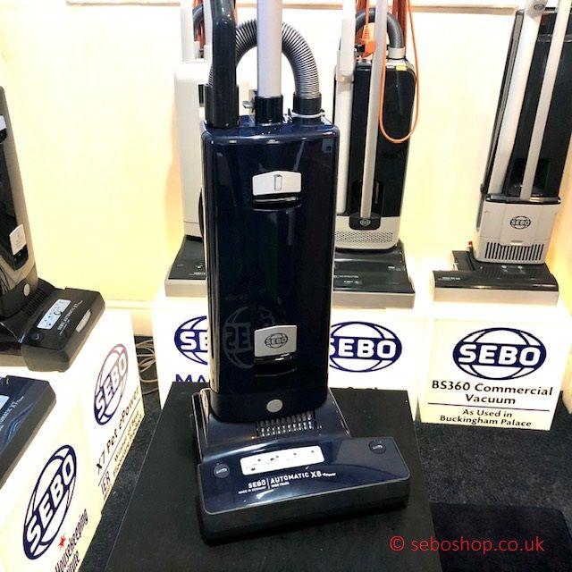 Sebo X5 Extra ECO Vacuum Cleaner