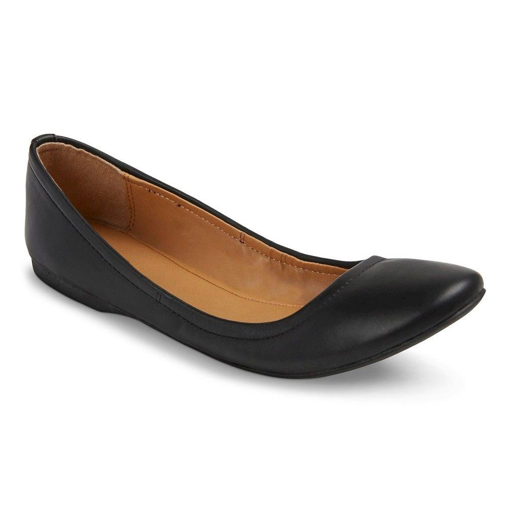 e1aec99c857f Women s Ona Scrunch Ballet Flats - Black 5.5