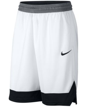 d93e22ed2d69 Nike Men s Dri-fit Colorblocked Basketball Shorts - Black M in 2019 ...