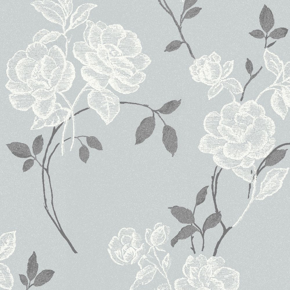 Grey Wallpaper B&Q Spare room? £20 Grey wallpaper