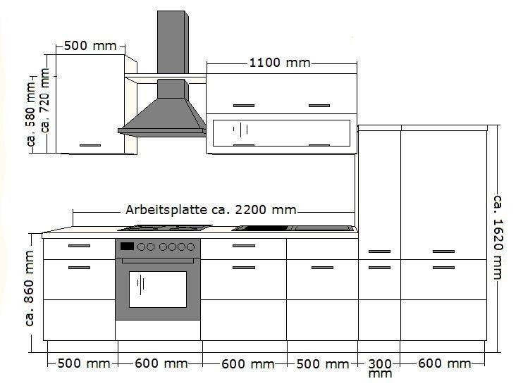 Küchenmöbel maße  Bildergebnis für kücheneckschrank maße | Küche | Pinterest ...