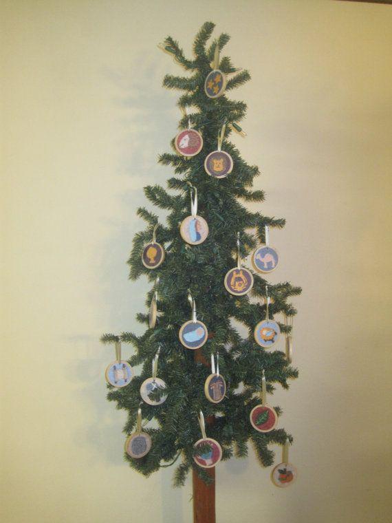 Jesse Tree Ornaments Jesus' Genealogy PDF by lynneweeks on Etsy