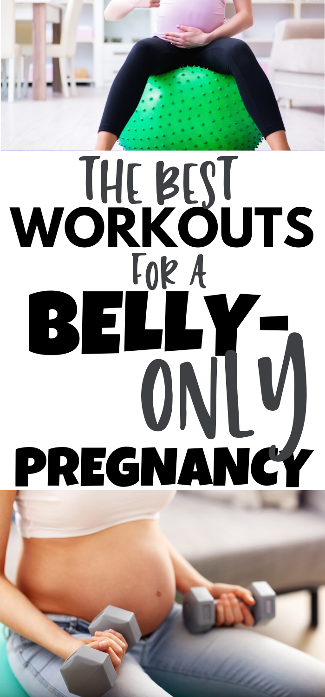 Die besten Workouts für eine Schwangerschaft nur für den Bauch   – The Best of The Postpartum Cure