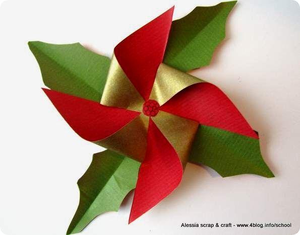 Stella Di Natale Big Shot.Countdown Natale La Stella Di Natale Crafty Ideas Christmas
