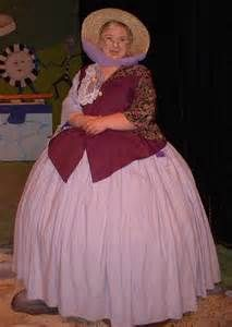 how to make a mother goose costume