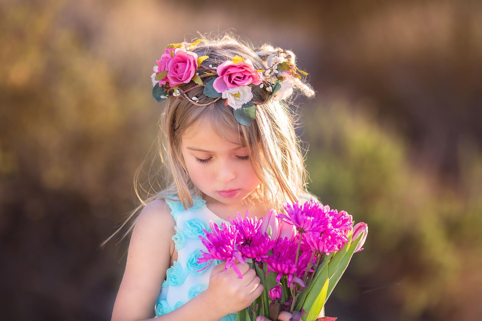Какие цветы дарить девушкам и женщинам