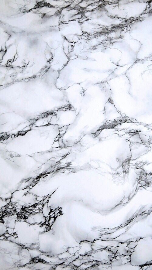 Marble Wallpaper And White