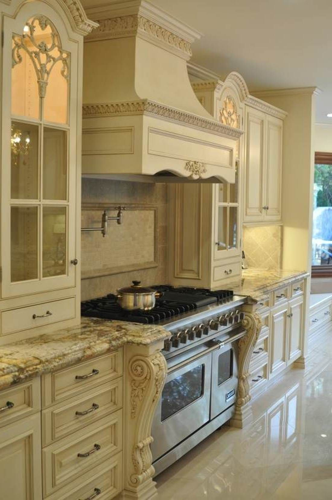 creative kitchen cabinet painting ideas for you french country kitchens country kitchen on kitchen ideas unique id=27048