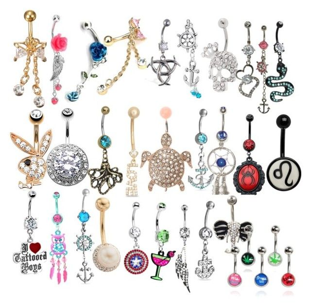 """""""Belly Jewlery"""" by ladonna-paiz on Polyvore featuring Gioelli Designs, claire's, Bling Jewelry and Marvel Comics"""