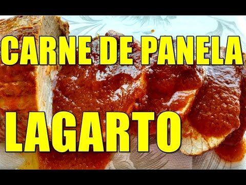 CARNE DE PANELA AO MOLHO DE CERVEJA LAGARTO DELICIOSO POR MARA CAPRIO - YouTube