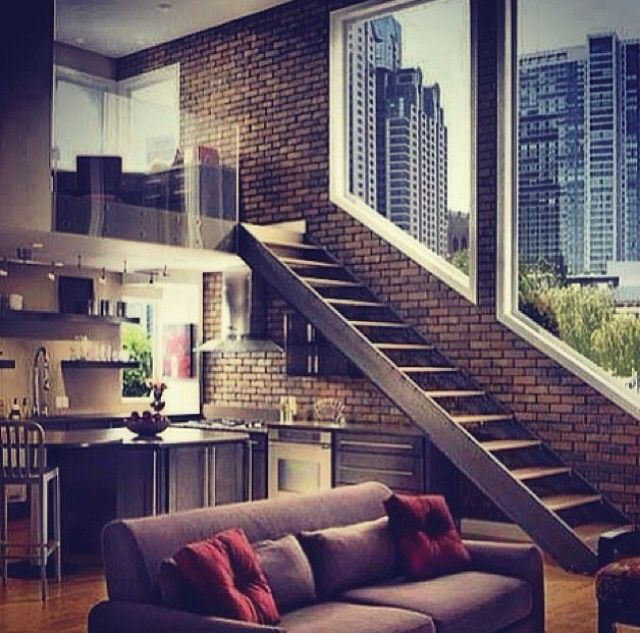 Loft Apartments New York: 30 Amazing Apartments With Brick Walls