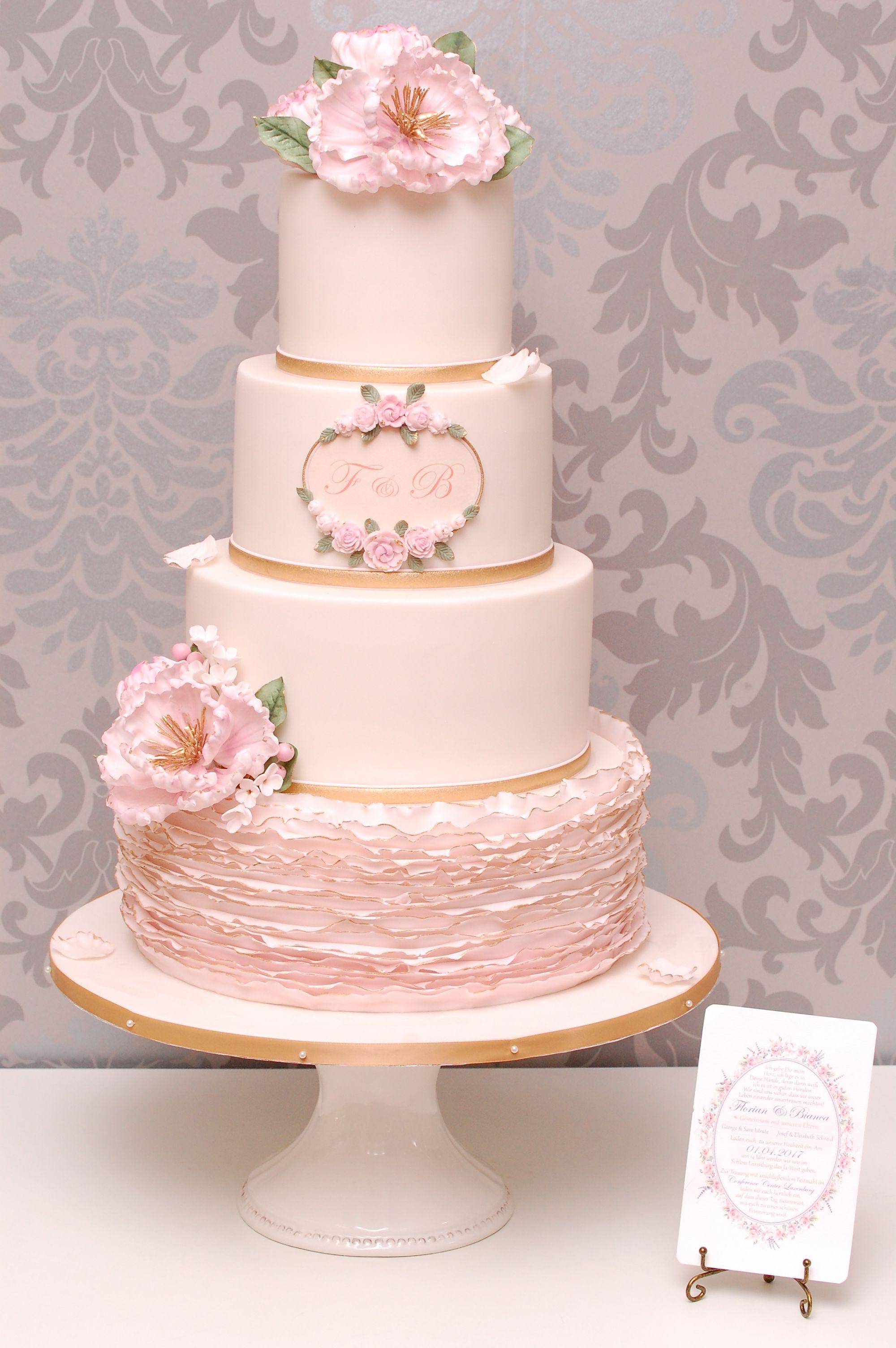 Kamila & Herbert Cir | CupCakes Manufaktar | Wedding Cakes ...