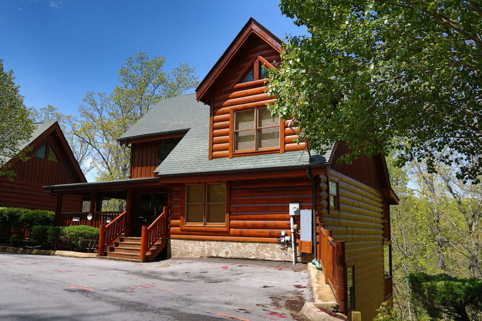 Sevierville Vacation Rental Southern Sky Indoor