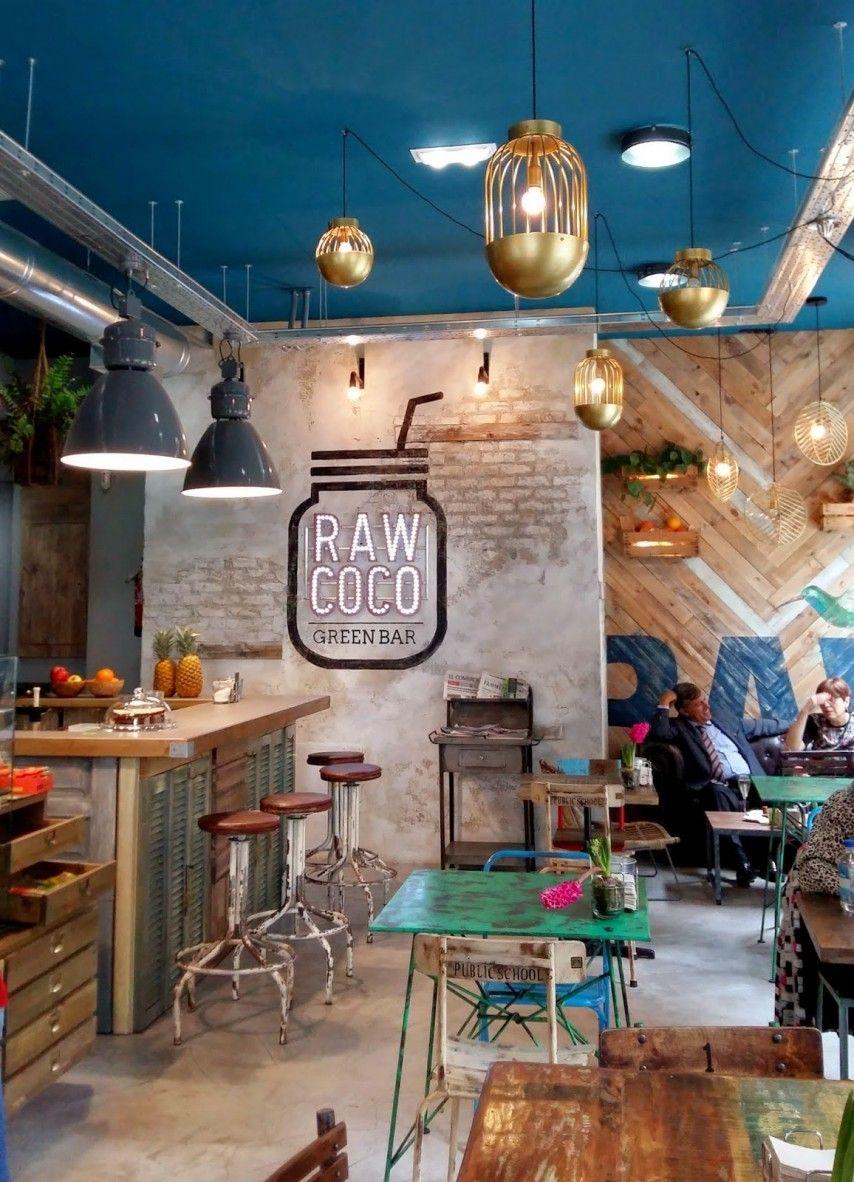 24 Horas En Gijon Coffee Stalls Pinterest Cafeteria - Diseo-cafeterias-modernas