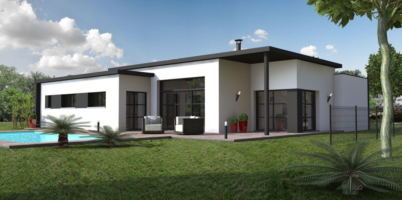 Superbe Maison Moderne Sur Mesure 44, 56, 85   Depreux Construction
