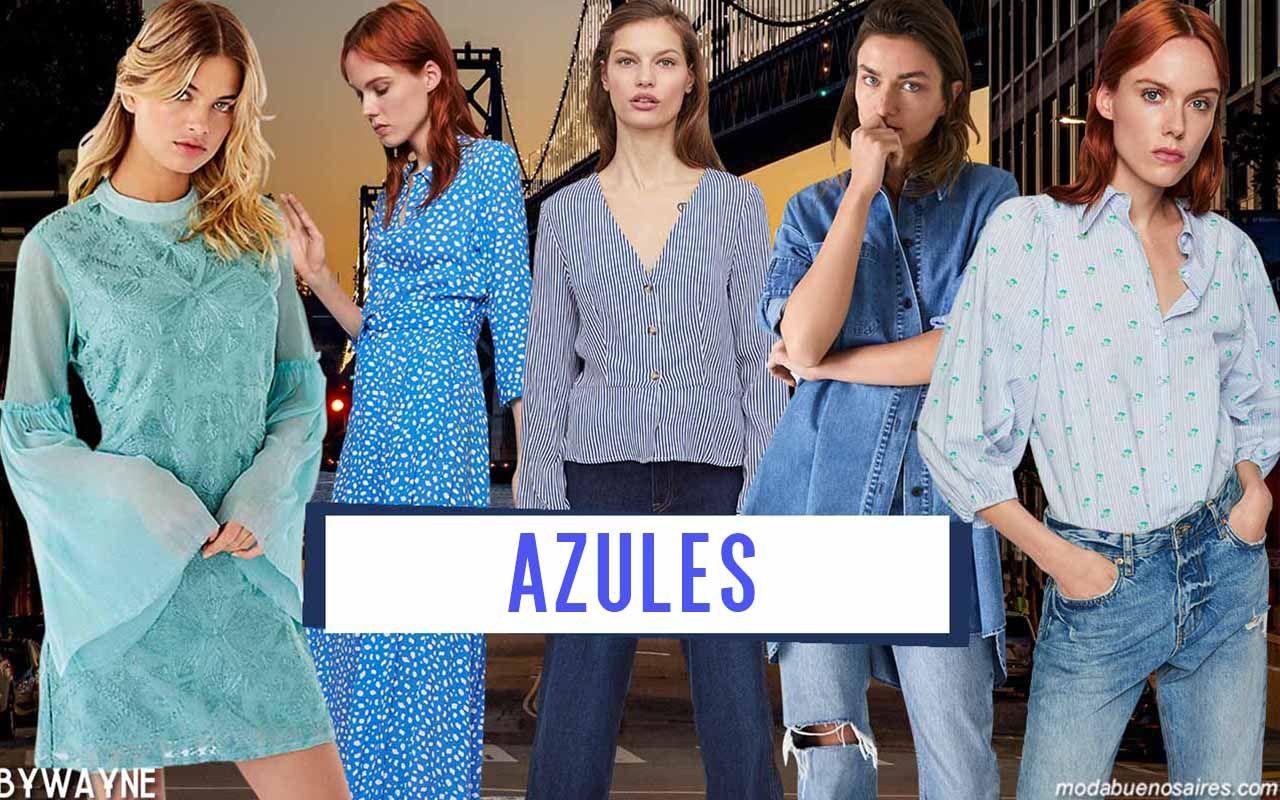 Tendencias moda verano 2020