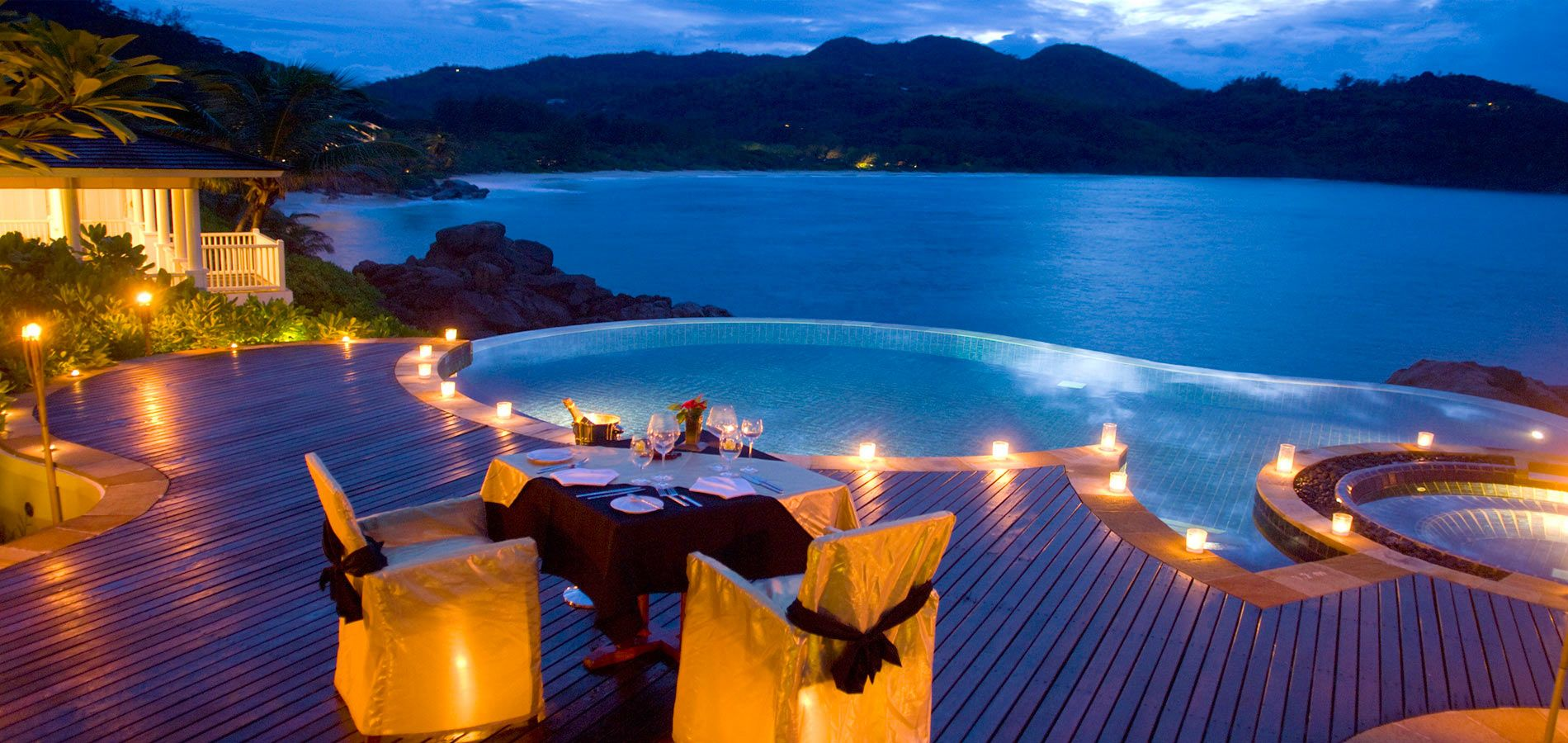 luxurious intimacy – exceptional resorts on private islands