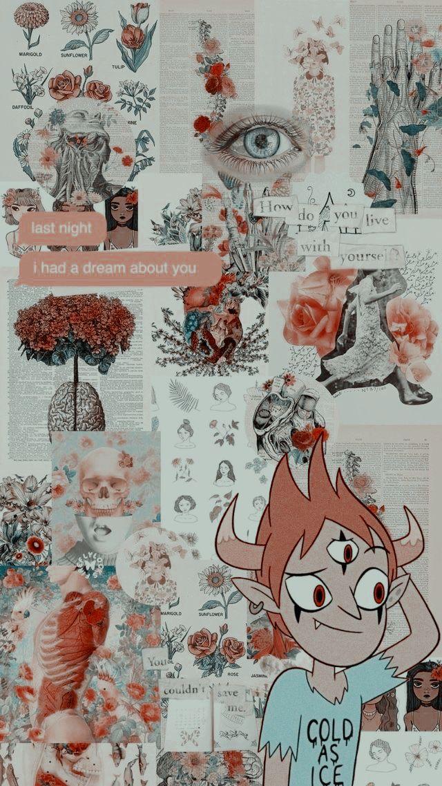 Tom Lucitor Lockscreen Star Vs The Forces Of Evil Wallpaper Wallpapers Bonitos Adesivos Bonitos Wallpaper