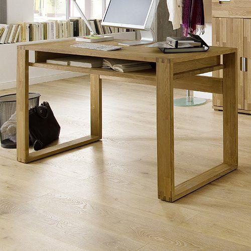 Knotty Oak Kitchen Cabinets: Ben Writing Desk Home & Haus Colour: Knotty Oak In 2019