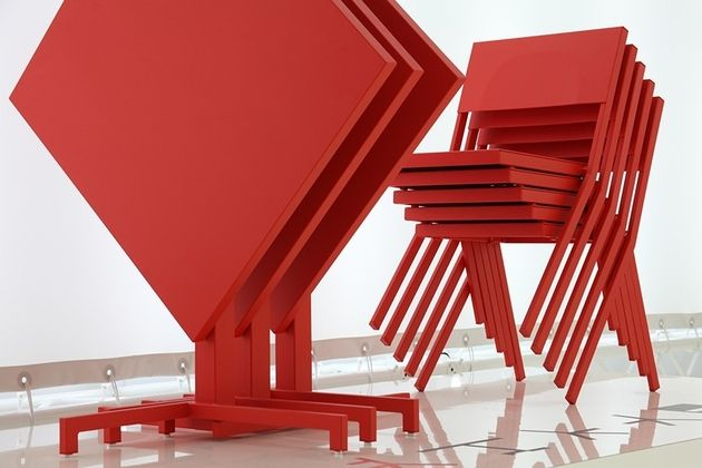 Jean Nouvel. Less Table. 1994 Diseño de muebles, Disenos