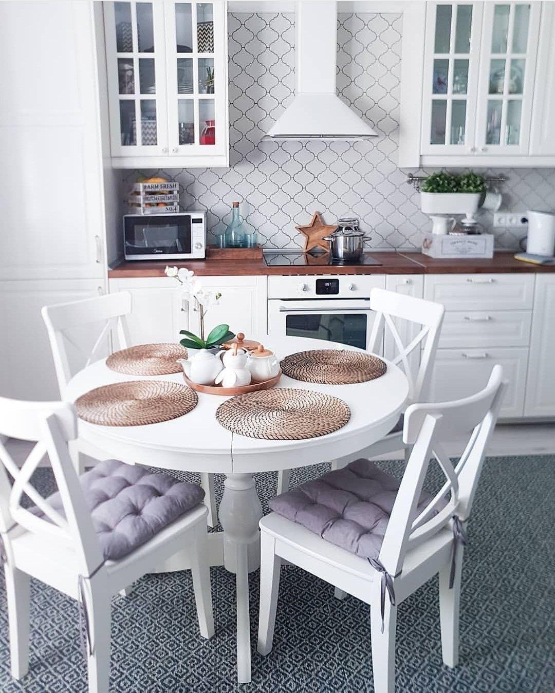 Space saving kitchen table wohnideen hausdekoration einrichten ...