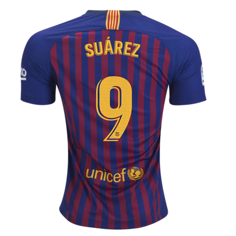 6285826d8 ... low price barcelona 18 19 home men soccer jersey personalized name and number  zorrojersey 50945 05baa
