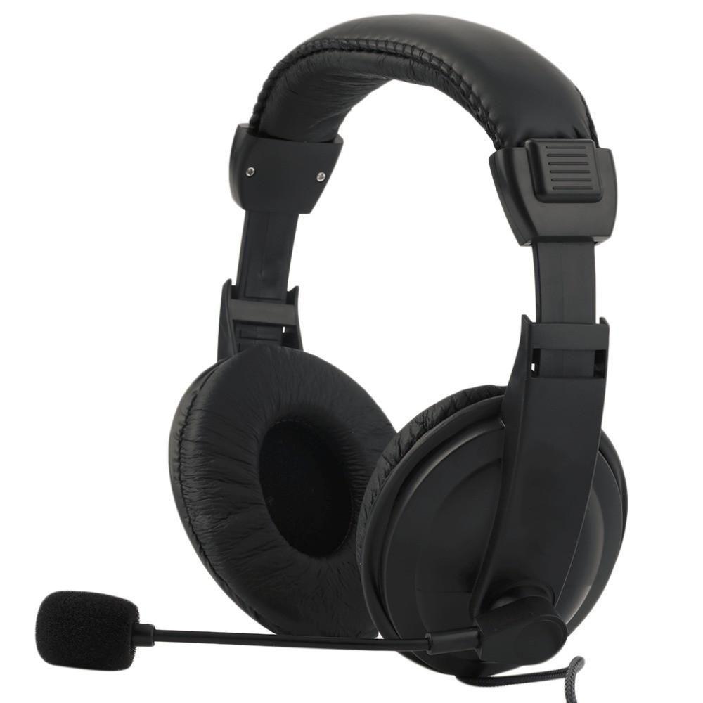 Gaming Headset Game Music Headphone Earphone with Microphone Mic 3.5mm