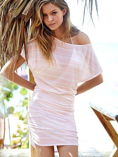 c016f0b261b Off-the-shoulder Cover-up - Victoria's Secret | Victoria Secret ...